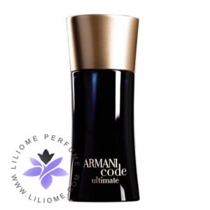 عطر ادکلن جورجیو آرمانی کد آلتیمیت مردانه-Giorgio Armani Armani Code Ultimate