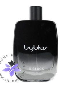 عطر ادکلن بایبلاس-بیبلاس این بلک-byblos In Black