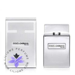 عطر ادکلن دلچه گابانا دوان پلاتینیوم لیمیتد ادیشن-Dolce Gabbana The One Platinum Limited Edition