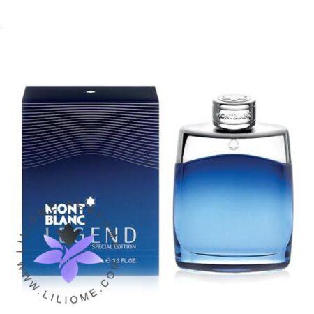 عطر ادکلن مون بلان لجند 2014-Mont Blanc Legend Special Edition 2014