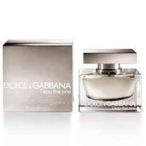 عطر ادکلن دلچه گابانا لئو دوان-Dolce Gabbana L`eau The One