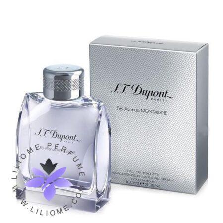 عطر ادکلن اس تی دوپونت ۵۸ اونیو مونتین مردانه-S.t Dupont 58 Avenue Montaigne pour Homme