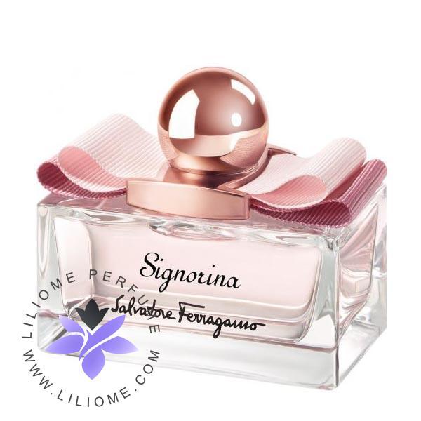 عطر ادکلن سالواتوره فراگامو سیگنورینا-Salvatore Ferragamo Signorina