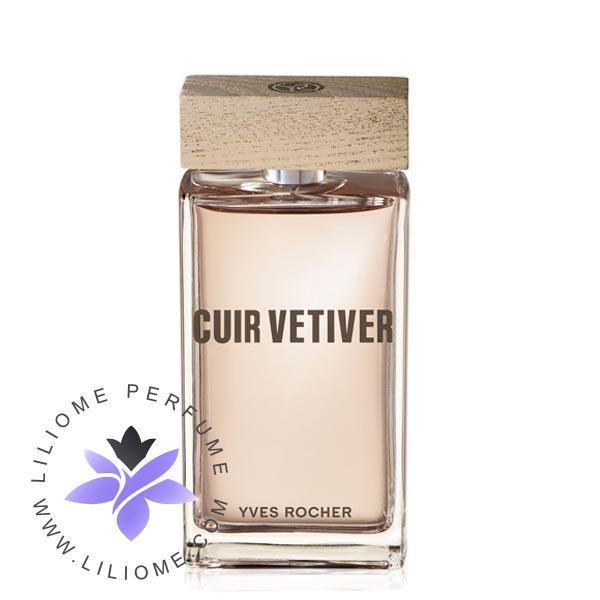 عطر ادکلن ایو روشه کویر وتیور-Yves Rocher Cuir Vetiver