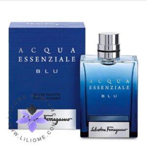 عطر ادکلن سالواتوره فراگامو آکوا اسنزیال بلو-Salvatore Ferragamo Acqua Essenziale Blu