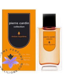 عطر ادکلن پیر کاردین کالکشن امبر سوپریم-Pierre Cardin Collection Ambre Supreme