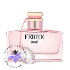 عطر ادکلن فره زر دیاموند-Gianfranco Ferre Rose Diamond
