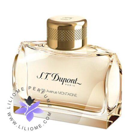 عطر ادکلن اس تی دوپونت 58 اونیو مونتین زنانه-S.t Dupont 58 Avenue Montaigne pour Femme