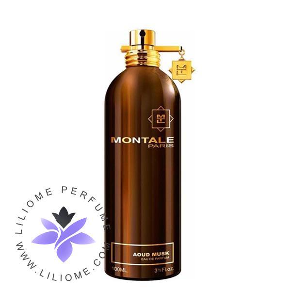 عطر ادکلن مونتاله عود مشک-Montale Aoud Musk