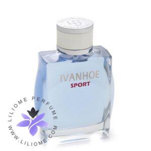 عطر ادکلن ایوانهو اسپرت-آبی-Yves De Sistelle Ivanhoe Sport