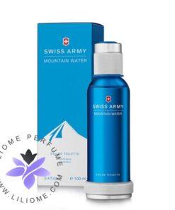 عطر ادکلن سوئیس آرمی مونتین واتر مردانه-Swiss Army Mountain Water