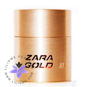 عطر ادکلن زارا گلد-طلایی-Zara Gold