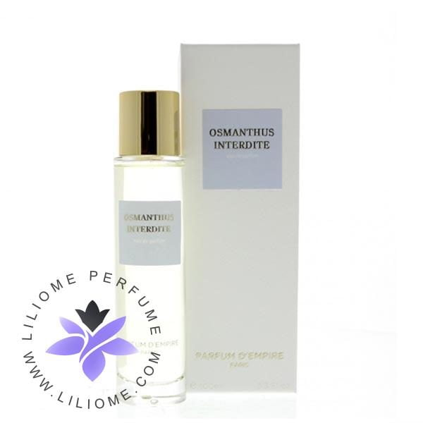 عطر ادکلن پارفوم د امپایر اسمانتوس اینتردایت-Parfum De Empire Osmanthus Interdite