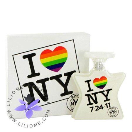 عطر ادکلن بوند شماره ۹ آی لاو نیویورک مریج اکوآلیتی-Bond No 9 I Love New York for Marriage Equality