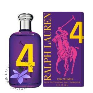 عطر ادکلن رالف لورن بیگ پونی زنانه ۴-Ralph Lauren Big Pony 4 for Women