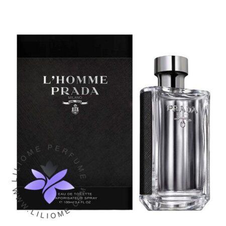 عطر ادکلن پرادا لهوم-prada L'Homme