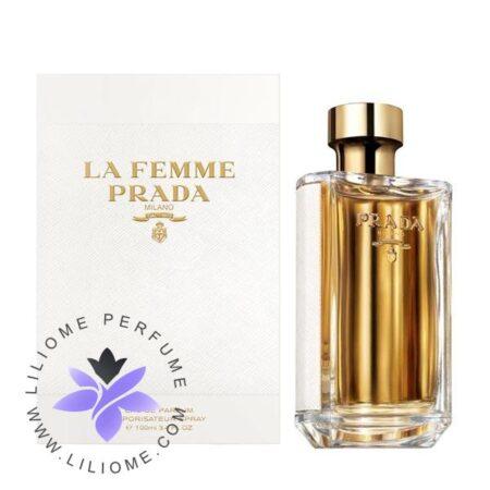 عطر ادکلن پرادا لا فم-prada La Femme