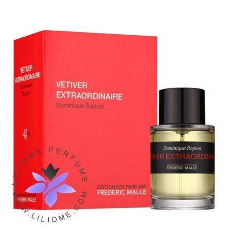عطر ادکلن فردریک مال وتیور اکسترا اوردینیر-Frederic Malle Vetiver Extraordinaire