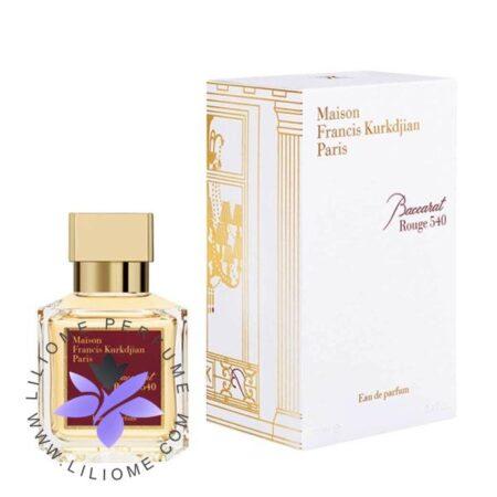 عطر ادکلن فرانسیس کرکجان باکارات رژ 540-Maison Francis Kurkdjian Baccarat Rouge 540