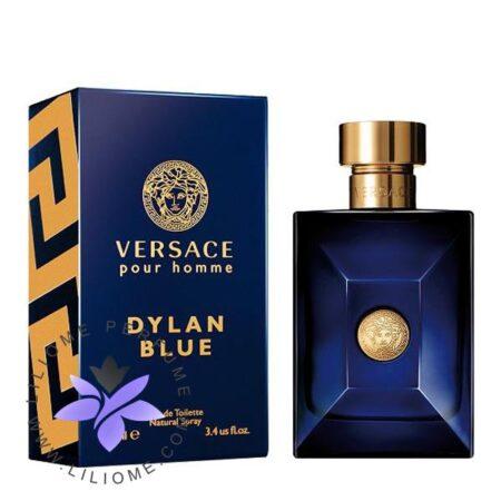 عطر ادکلن ورساچه دیلان بلو-Versace Dylan Blue