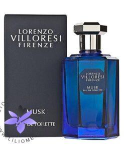 عطر ادکلن لورنزو ویلورسی مشک-Lorenzo Villoresi Musk
