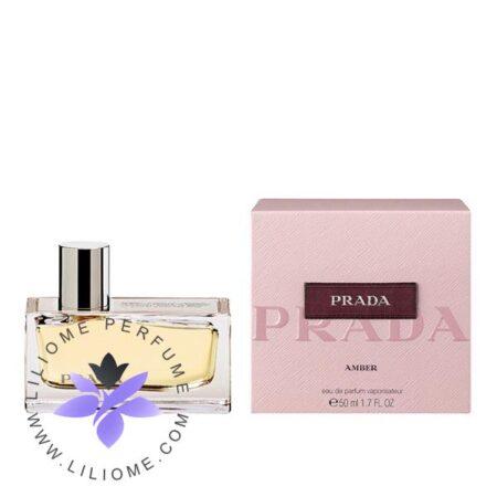 عطر ادکلن پرادا امبر زنانه-(prada Prada (Amber