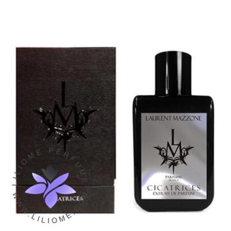 عطر ادکلن لوران مازون-ال ام کیکاتریکس-LM Parfums Cicatrices