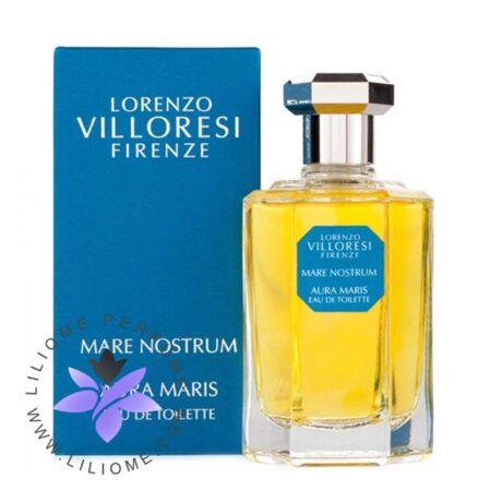 عطر ادکلن لورنزو ویلورسی آئورا ماریس-Lorenzo Villoresi Aura Maris