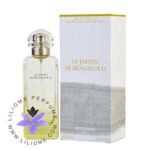 عطر ادکلن هرمس له جاقدن د موسیو لی-Hermes Le Jardin de Monsieur Li