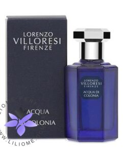 عطر ادکلن لورنزو ویلورسی آکوا دی کولونیا-Lorenzo Villoresi Acqua di Colonia
