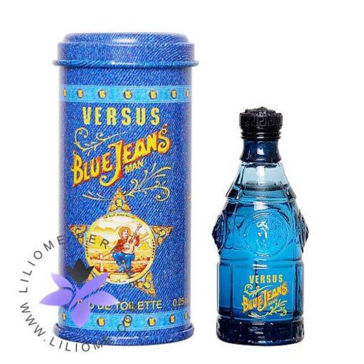 عطر ادکلن ورساچه بلو جینز-Versace Blue Jeans