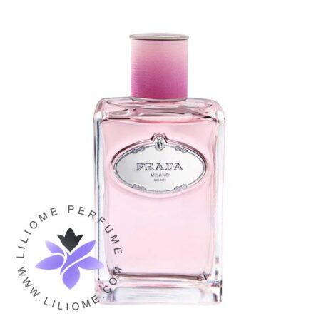 عطر ادکلن پرادا اینفیوژن د رز-prada Infusion de Rose