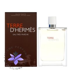 عطر ادکلن هرمس تق دهرمس او تقه فرش-Hermes Terre d'Hermes Eau Tres Fraiche