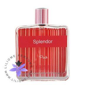 عطر ادکلن اسپلندور پینک-قرمز-Seris Splendor Pink