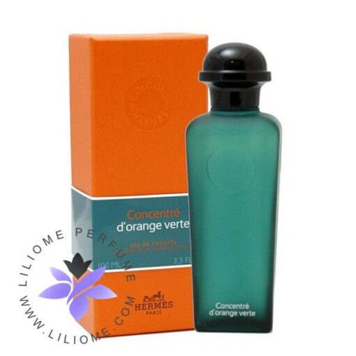 عطر ادکلن هرمس کانسنتر د اورنج ورت-Hermes Concentre d`Orange Verte