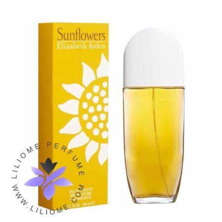 عطر ادکلن الیزابت آردن سان فلاورز-Elizabeth Arden Sunflowers