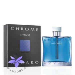 عطر ادکلن آزارو کروم اینتنس-Azzaro Chrome Intense