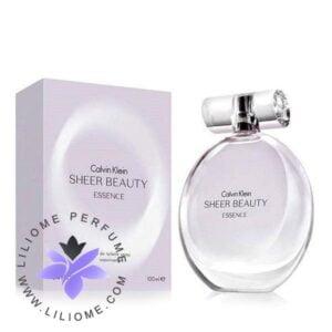 55a6eff50 عطر ادکلن کالوین کلین شیر بیوتی اسنس-Calvin Klein Sheer Beauty Essence