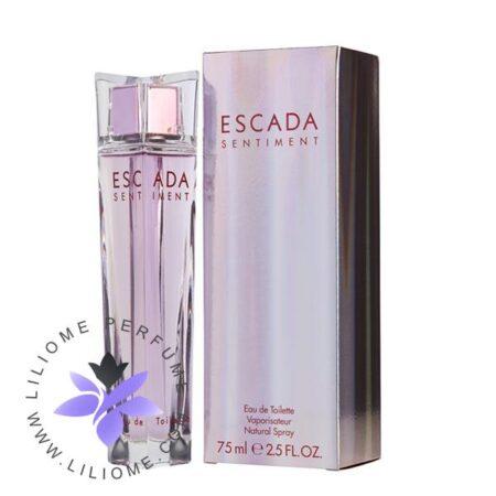 عطر ادکلن اسکادا سنتیمنت زنانه-Escada Sentiment