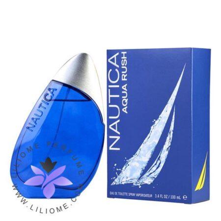 عطر ادکلن ناتیکا آکوا راش-Nautica Aqua Rush