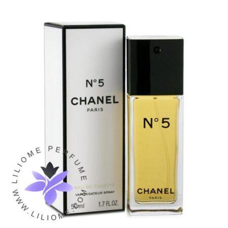 عطر ادکلن شنل نامبر 5 ادو تویلت-Chanel No 5 Eau de Toilette