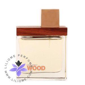 عطر ادکلن دی اسکورد شی وود ولوت فورست وود-DSQUARED² She Wood Velvet Forest Wood