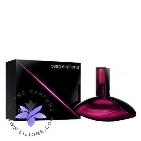 عطر ادکلن کالوین کلین دیپ ایفوریا-Calvin Klein Deep Euphoria