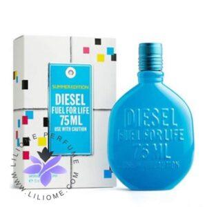 عطر ادکلن دیزل فوئل فور لایف سامر مردانه-Diesel Fuel for Life Summer