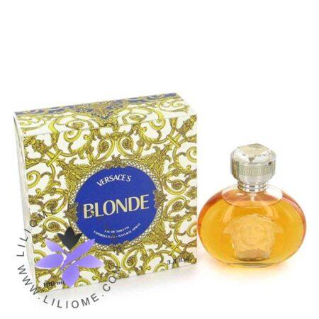 عطر ادکلن ورساچه بلوند-Versace Blonde