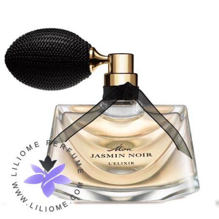عطر ادکلن بولگاری مون جاسمین نویر الکسیر-Bvlgari Mon Jasmin Noir L'Elixir