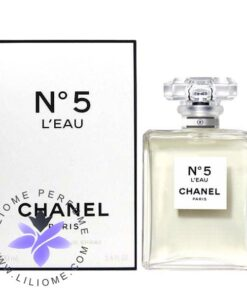 عطر ادکلن شنل نامبر 5 لئو   Chanel No 5 L'Eau