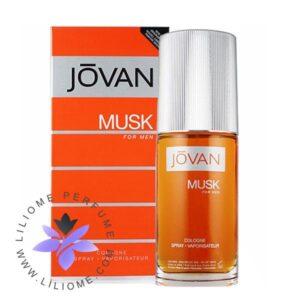 عطر ادکلن جوان ماسک مردانه-Jovan Musk for Men