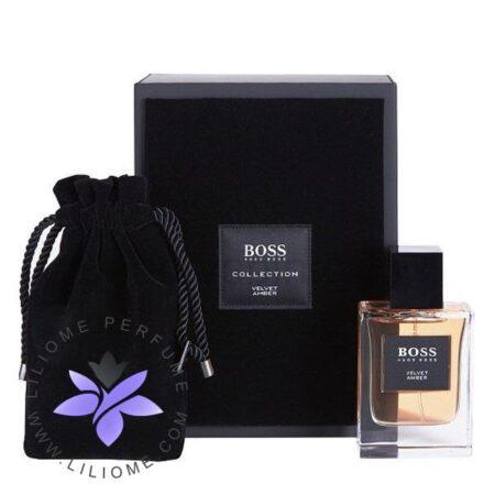عطر ادکلن هوگو بوس ولوت اند امبر-Hugo Boss Velvet & Amber