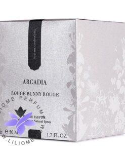 عطر ادکلن رژ بانی رژ ارکدیا-Rouge Bunny Rouge Arcadia